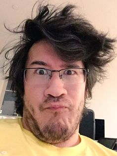 And here we have the last recent picture of Markiplier's floof. So beautiful. So wonderful. So floofy.