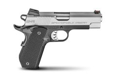 """1911 EMP® 4"""" CONCEALED CARRY CONTOUR 9MM - The world's most elegant carry pistol family just added a new member. For those who emphasize extra-discreet concealed carry, we're proud to introduce the new Springfield Armory® EMP® Lightweight Champion™ with Concealed Carry Contour. Back in 2007, the original Springfield Armory® EMP® set a new bar for quality, performance, and style. Combining the near-perfect ergonomics …"""