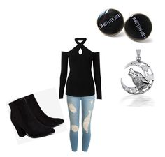"""im so done with life"" by amber-vaughn on Polyvore featuring art"
