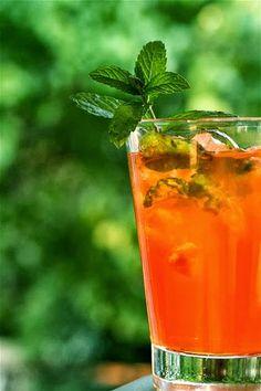 Mi pasión por el té: Receta: Capricho Tropical con Té Verde