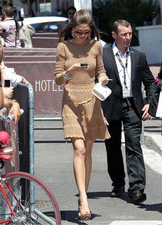 Bianca Balti, It Bag, Crochet Woman, Crochet Lace, Crochet Cardigan, Knit Dress, Vogue, Knitwear Fashion, Special Dresses