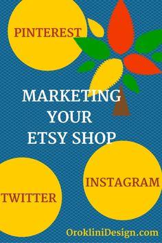 Marketing your Etsy Shop on Social Media
