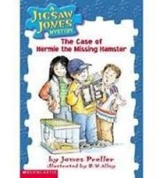 This is a comprehension packet for Jigsaw Jones: The Case of Hermie the Missing Hamster by James Preller. Answer key included. It encourages practice with reading strategies such as reading with expression, analyzing character traits, predicting, and making connections.