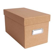 Cooking Herbs (packets)  storage box CD Storage Box: Card