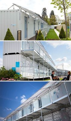 Almost Popup: 15 Pre Fab And Shipping Container Hotels   WebUrbanist ...