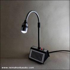 Enlightening microphone!