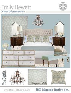 Tara Hill Master Bedroom