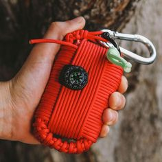 The Z.A.P.S. Gear Survival Grenade is the ultimate lightweight, compact personal wilderness survival kit. It can be carried conveniently on your person or attached to your gear so you can carry it anywhere you go. Originally designed by a former Marine Scout Sniper for his personal forays into the wild, it is now available for you to carry on your own adventures.