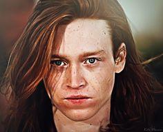 Caleb Landry Jones by orevalc