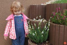 Kids reversible coat for my daughter Terezka