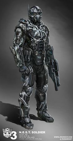 EXO suit... What sort of guitar design would fit this look?