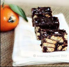 Easy No Bake Chocolate Biscuit Fudge