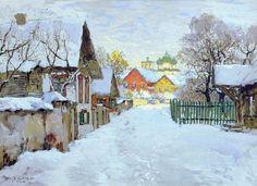 Gorbatov Konstantin Ivanovich. Russian (1876 - 1945)
