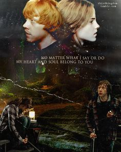 #Romione [No matter what I say or do, my heart and soul belong to you]