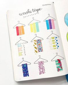 Ideas with washi tapeIdeas with washi tapebullet journal bujo planner ideas for the weekly sprea .bullet journal bujo planner ideas for the weekly spread . Bullet Journal Inspo, Bullet Journal 2019, Bullet Journal Notebook, Bullet Journal Aesthetic, Bullet Journal Spread, Bullet Journal Layout, Bullet Journal Washi Tape, Bullet Journals, Bullet Journal Inspiration Creative