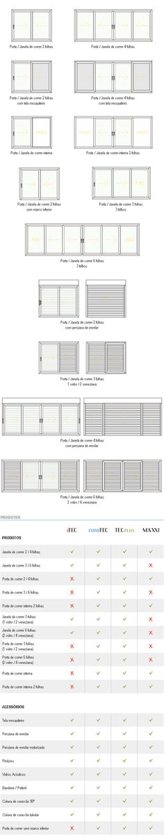 Portas e Janelas de Correr - Veezit Portas & Janelas em PVC