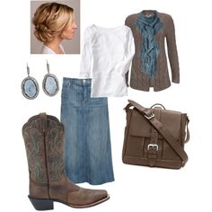 A fashion look from January 2013 featuring Old Navy t-shirts, Ichi cardigans and MOTHER DENIM skirts. Browse and shop related looks.
