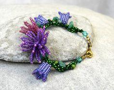 Hey, I found this really awesome Etsy listing at https://www.etsy.com/au/listing/249963220/floral-boho-bracelet-colorful-boho