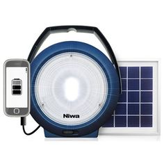 The Niwa Multi 300 XL Is A Powerful Portable Light And Phone Charging Solar  Product For Indoor And Outdoor Usage With An Extra Ultra Bright Light Mode  For ...