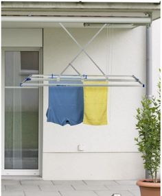 Stewi Libelle Ceiling Clothes Dryer