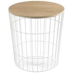 Na kovovém trupu je umístěna dřevěná deska, po jejímž sejmují vznikne i úložný prostor.