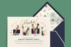 Virtual Christmas party ideas for 2020 | Paperless Post