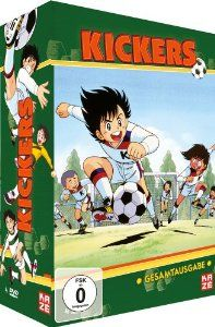Kickers - Gesamtausgabe (4 DVDs): Amazon.de: Akira Sugino: Filme & TV