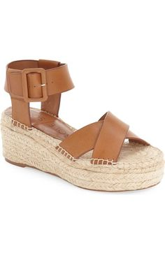 Sole Society 'Audrina' Platform Espadrille Sandal (Women) available at #Nordstrom