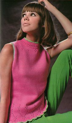 1960s...I'd wear this outfit today!