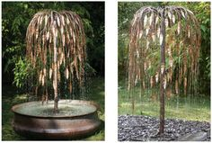 Weeping Willow Copper Tree Water Feature £324.95