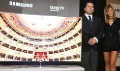 SAMSUNG PRESENTA LA NUEVA GENERACIÓN DE TELEVISORES PREMIUM SUHD 2016 CON TECNOLOGÍA QUANTUM DOT | PUNTO.COMUN