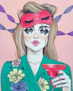 """Too old for this "" by Harumi Hironaka"