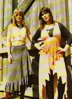 Ann & Nancy Wilson.