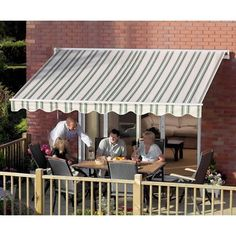 15 Best 15 Awesome Canvas Awnings for your Home images ...