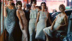 Retro fotografie módní domu Dior konečně opustily trezor! Pokochejte se  luxusem. Luxus 36271c89b53