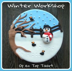 Christmas Cake Designs, Christmas Cake Topper, Christmas Cake Decorations, Christmas Desserts, Christmas Baking, Holiday Cupcakes, Holiday Cookies, Cake Decorating Tips, Cookie Decorating