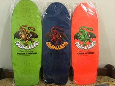 Collection OldScholl Skateboard Deck Art, Vintage