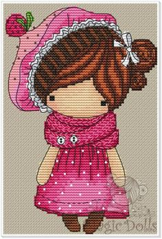 VK is the largest European social network with more than 100 million active users. Cross Stitch Designs, Cross Stitch Patterns, Cross Stitching, Cross Stitch Embroidery, Stitch Doll, Crochet Cross, Cross Stitch Baby, Perler Patterns, Needlework