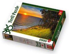 Trefl, Zachód słońca nad Bałtykiem, puzzle, 1000 elementów-Trefl
