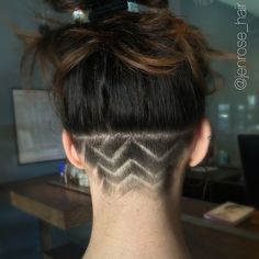 Undercut Hair, the newest trend in 2016