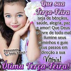 #Bomdia #reflexão  #paz#Deus #amor #vida ♥♥♥