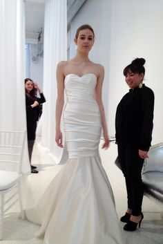 Wedding Dress/Gown - Amsale Bridal
