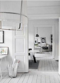 Media : 17212. White HomesWhite InteriorsModern ...
