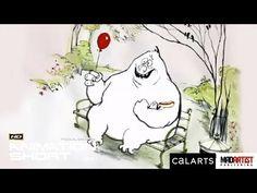 """2D Animated Short Film """"ZOOLOGIC"""" Hilarious Animation by Nicole Mitchell & Calarts - YouTube"""