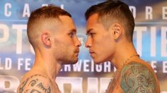 Carl Frampton fight off after Andres Gutierrez 'accident' #Sport #iNewsPhoto