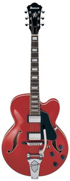 Guitare électrique IBANEZ AFS 75 T TRD