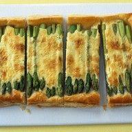 Gorgeous Asparagus Tart