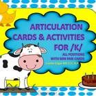 $  Frustrated by articulation cards with complex word shapes? Need to to maximize your therapy time by incorporating phonological awareness and language skills?