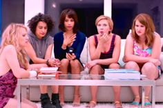 The trailer for the upcoming Sony Pictures comedy Rough Night just got released. The movie starring Scarlett Johansson (Lucy), Kate McKinnon (Saturday Night Live) and Demi Moore (Charlie's Angels: Full Throttle) alongside Zoe Kravitz, Ilana Good Movies To Watch, New Movies, Rough Night Movie, Scarlett Johansson Lucy, Kate Mckinnon Ghostbusters, Bridesmaids 2011, Funny Films, Zoe Kravitz, Movie Marathon