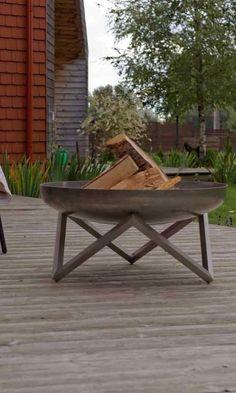 #feuerschale #feuerstelle Im Garten | #feuer